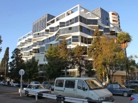 Sochi, Demokraticheskaya st, house 22/1. office building