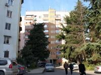 Сочи, улица Ленина (Адлер), дом 6. многоквартирный дом