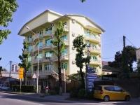 Сочи, улица Ленина (Адлер), дом 37А. многофункциональное здание