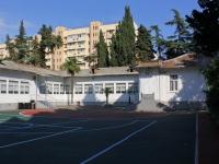 Sochi, sports school ДЮСШ №10, Lenin st, house 40