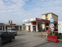 "Sochi, fuel filling station ООО ""Лукойл-ЮгНефтепродукт"", №127, Lenin st, house 127"