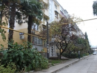 Sochi, Lenin st, house 144. Apartment house