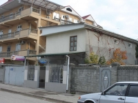 Sochi, Lenin st, house 154. multi-purpose building