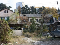 Sochi, Lenin st, house 157. Apartment house