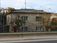 Sochi, Lenin st, house 185. Apartment house