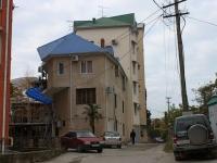 Сочи, улица Ленина (Адлер), дом 186А. многоквартирный дом