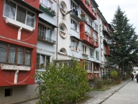 Sochi, Lenin st, house 218. Apartment house