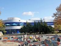 Sochi, Lenin st, house 219А/4. multi-purpose building