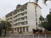 Сочи, гостиница (отель) Ковчег, улица Ленина (Адлер), дом 219В