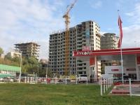 Сочи, улица Ленина (Адлер), дом 256А. строящееся здание