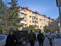 Sochi, Kirov st, house 77. Apartment house