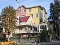 Сочи, улица Кирова (Адлер), дом 107. многофункциональное здание