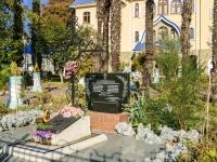 neighbour house: st. Kirov. monument Братская могила нижних чинов
