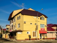 Sochi, Kirov st, house 15. Apartment house with a store on the ground-floor