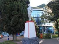 Сочи, памятник В.И. Ленинуулица Кирова (Адлер), памятник В.И. Ленину