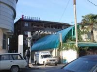 索契市, 旅馆 ФЛАМИНГО, Prosveshcheniya st, 房屋 15В
