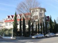 Сочи, гостиница (отель) Reef, улица Просвещения, дом 19В
