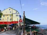 Sochi, st Prosveshcheniya, house 27. cafe / pub