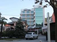 索契市, 旅馆 АС, Prosveshcheniya st, 房屋 36