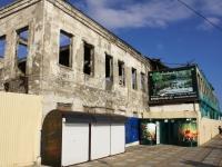 Сочи, улица Просвещения. неиспользуемое здание