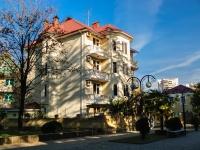 Сочи, улица Карла Маркса, дом 11. гостиница (отель)