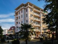 Сочи, улица Карла Маркса, дом 12. гостиница (отель) Империя
