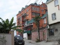 Сочи, улица Кирпичная (Адлер), дом 6/1. многоквартирный дом