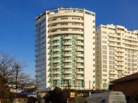 Сочи, улица Кирпичная (Адлер), дом 24 к.А. многоквартирный дом