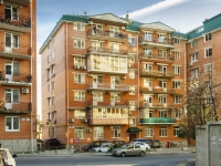 Sochi, st Kirpichnaya, house 1/1К2. Apartment house
