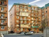Сочи, улица Кирпичная (Адлер), дом 1/1К2. многоквартирный дом