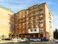 Сочи, улица Кирпичная (Адлер), дом 1/1К4. многоквартирный дом