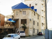 Sochi, Kirpichnaya st, house 6В. Apartment house