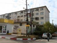 Сочи, улица Панфилова, дом 3. многоквартирный дом