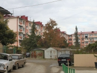 Sochi, Petrozavodskaya st, house 19. Apartment house