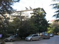 Сочи, улица Садовая (Адлер), дом 20. многоквартирный дом