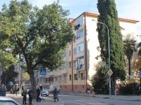 Сочи, улица Садовая (Адлер), дом 62А. многоквартирный дом