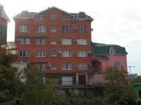 Sochi, Fabrichnaya st, house 8А. Apartment house