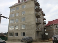 Sochi, Frunze st, house 16/1. Apartment house