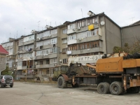 Sochi, Frunze st, house 16Б. Apartment house