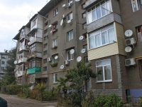 Sochi, Frunze st, house 16. Apartment house