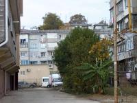 Сочи, улица Фрунзе, дом 21. многоквартирный дом