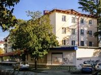 Сочи, Ереванский (Адлер) переулок, дом 17. многоквартирный дом
