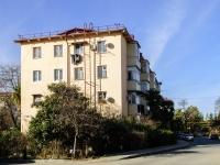 Сочи, Ереванский (Адлер) переулок, дом 17А. многоквартирный дом