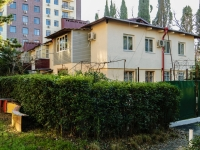 Sochi, Zhemchuzhnaya st, house 3. Apartment house