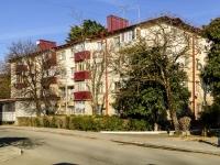 索契市, Zhemchuzhnaya st, 房屋 5А. 公寓楼