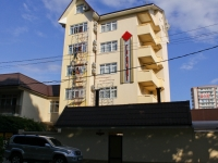 "Сочи, улица Калинина (Адлер), дом 4А. гостиница (отель) ""Гранат"""