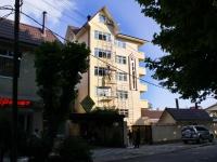 "Sochi, hotel ""Гранат"", Kalinina (adler) st, house 4А"