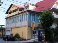Сочи, улица Калинина (Адлер), дом 6Б. жилой дом с магазином