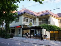 "Сочи, улица Калинина (Адлер), дом 6. гостиница (отель) ""Гранат"""