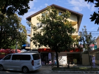 "Сочи, улица Калинина (Адлер), дом 8. гостиница (отель) ""ВАН"""
